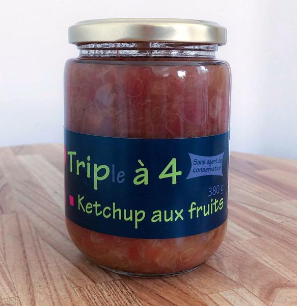 Ketchup-fruits